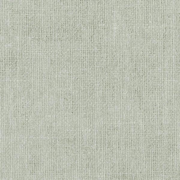 Brewster Sage Flax Texture Fabric Strippable Roll Wallpaper Covers 60 8 Sq Ft 3097 41 The Home Depot