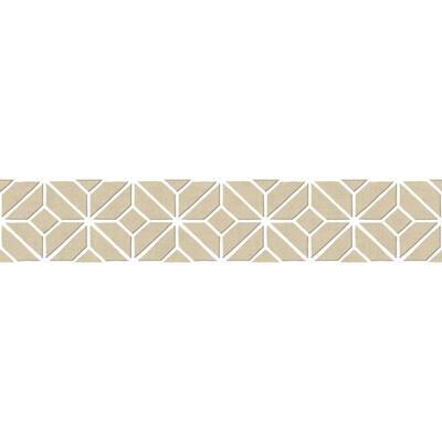 Agean Border beige/cream Wallpaper Border
