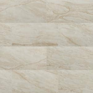 Vigo Beige 12 in. x 24 in. Matte Ceramic Floor and Wall Tile (16 sq. ft. / case)