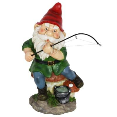 Fishing Frodo Gnome