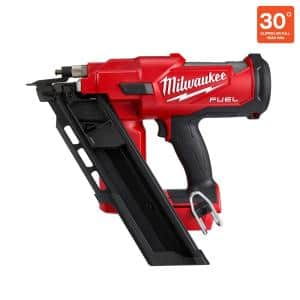 M18 FUEL 3-1/2 in. 18-Volt 30-Degree Lithium-Ion Brushless Cordless Framing Nailer (Tool-Only)