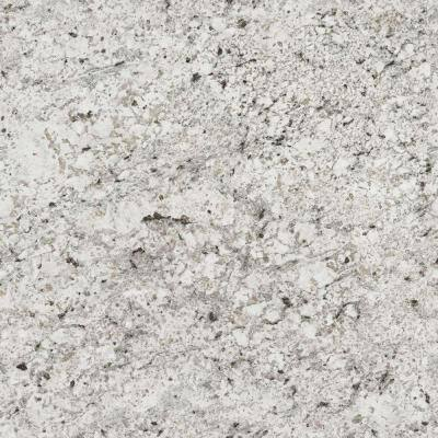 4 ft. x 8 ft. Laminate Sheet in Argento Romano with Matte Finish