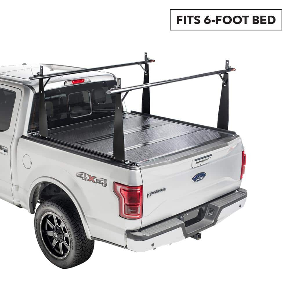 bak industries cs tonneau cover truck bed rack kit for 94 11 ranger 6 ft bed