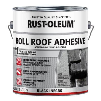 1 Gal. Roll Roof Adhesive (2-Pack)