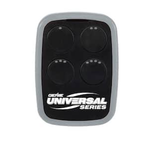 Universal 4 Button Garage Door Opener Remote - Universal Replacement For Nearly All Garage Door Opener Remotes