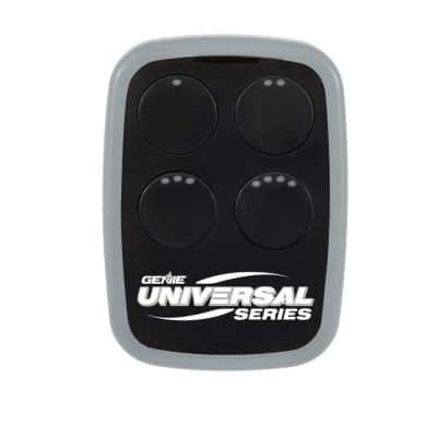 Universal 4-Button Garage Door Opener Remote with Universal Replacement for Nearly All Garage Door Opener Remotes