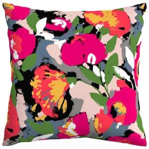 Vista Mesa Square Outdoor Throw Pillow (2-Pack)