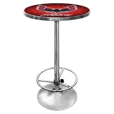 Pontiac Firebird Red Pub/Bar Table