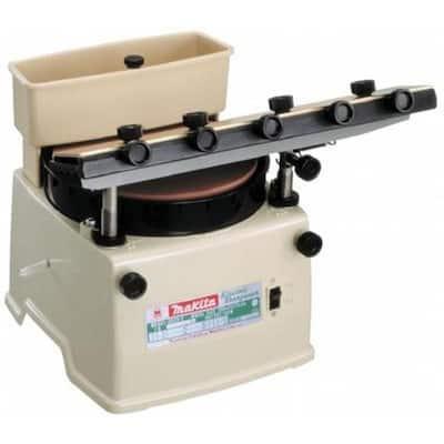 1.1 Amp 15-3/4 in. Corded Blade Sharpener includes 1,000 Grit Grinding Wheel