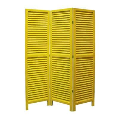 Yellow Room Dividers Home Decor The Home Depot