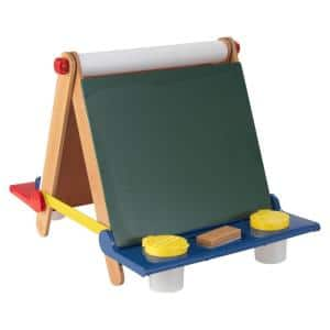 Tabletop Easel in Natural with Primary