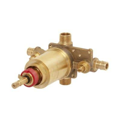 SentinelPro Thermostatic Pressure Balanced Shower Valve