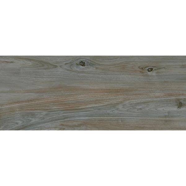 Corso Italia Selva Sky 8 In X 40 In Porcelain Floor And Wall Tile 12 92 Sq Ft Case 610010002920 The Home Depot