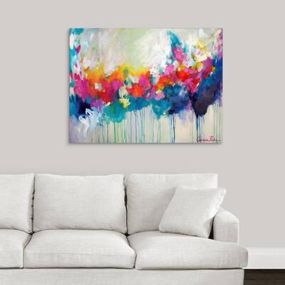 """Wishful Thinking, 2016"" by Amira Rahim Canvas Wall Art"