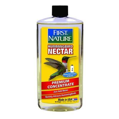 16 oz. Clear No-Stain Hummingbird Nectar