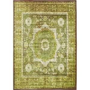 Imperial Lygos Green 7' 0 x 10' 0 Area Rug