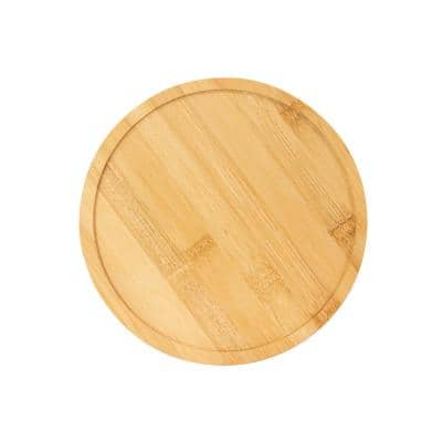 8 in. Bamboo Plant Saucer