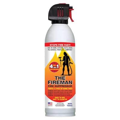 Fire Extinguishing Spray