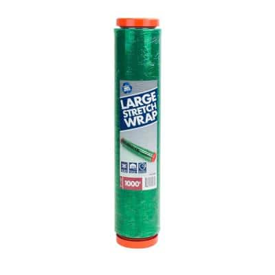 20 in. x 1000 ft. Stretch Wrap 8 Pack