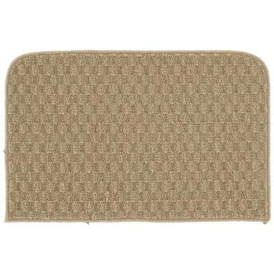 Garland Rug Town Square Tan 2 Ft X 3 Ft Area Rug Ts000w01803001 The Home Depot