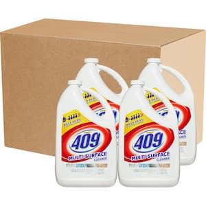 128 oz. Fresh Lemon Scent Multi-Surface, All-Purpose Cleaner Refill (4-Pack)