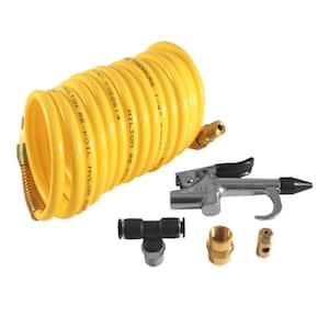 Truck Air Seat Blow Gun Kit (4-Pieces)