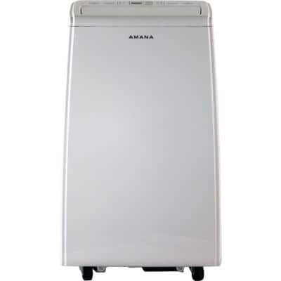 8,000 BTU (5,500 DOE) AMAP084AW Portable Air Conditioner in White