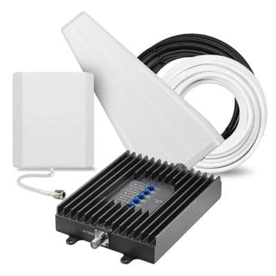 Fusion Install Cell Signal Booster Plus Professional Home Installation