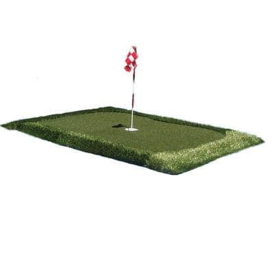 4 ft. x 6 ft. Outdoor Floating Golf Green