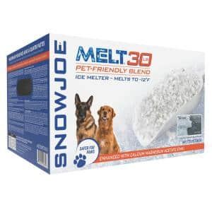 Melt 30 lbs. Boxed Pet Friendly Premium Ice Melt, Safer for Paws
