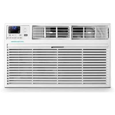 Energy Star 12,000 BTU 115 Volt Through the Wall Air Conditioner Only with Remote in White for up to 550 sq. ft.