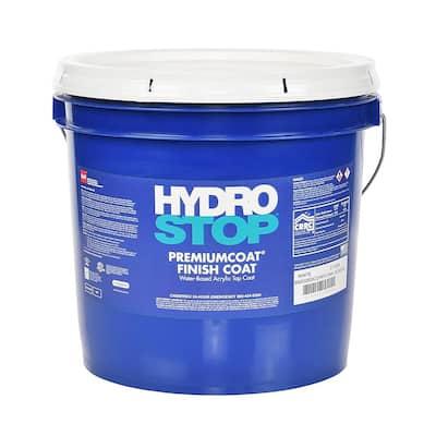 HydroStop PremiumCoat 2 Gal. Teal Coat Acrylic Elastomeric Roof Coating (15-Year Limited Warranty)