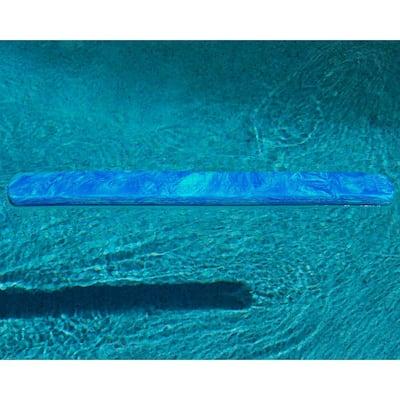 Blue 5 o'clock Foam Noodle Float