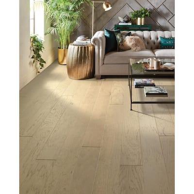 Hampshire Sandbar 3/8 in. T x 6-3/8 in. W x Varying Length Water Resistant Engineered Hardwood Flooring (30.48 sq. ft.)
