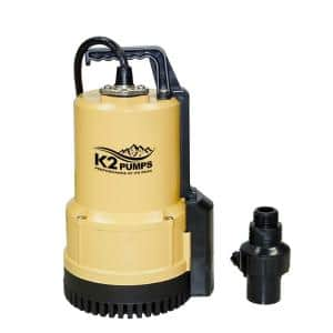 1/4 HP Automatic Submersible Utility Pump