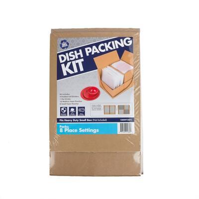 Dish Packing Kit
