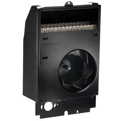 Com-Pak Fan Heater Assembly Only, 6825 BTU 2000-Watt 240-Volt, Electric, No Stat