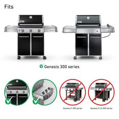 Replacement Cooking Grates for Genesis E/S 300 Gas Grill