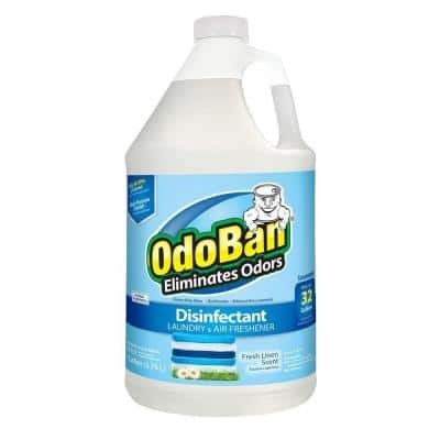 1 Gal. Fresh Linen Disinfectant, Laundry and Air Freshener, Mold and Mildew Control, Multi-Purpose Concentrate