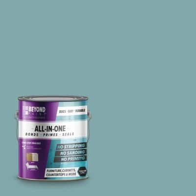 1 gal. Nantucket Furniture, Cabinets, Countertops and More Multi-Surface All-in-One Interior/Exterior Refinishing Paint