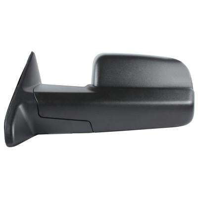 Towing Mirror for 13-17 Ram Pick-Up 15002500 12-17 3500 Code GPD Flip-Out-Head Foldaway LH Manual
