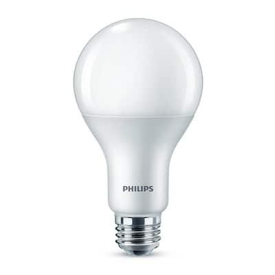 150-Watt Equivalent A21 Dimmable Energy Saving LED Light Bulb Daylight (5000K) (1-Bulb)