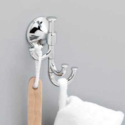 Accolade Expandable Towel Hook in Chrome