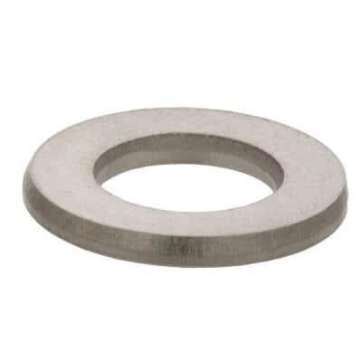 4 mm Stainless Steel Metric Flat Washer (4-Piece)