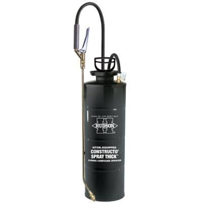 3.5 Gal. Constructo Galvanized Steel Curing Compound Sprayer