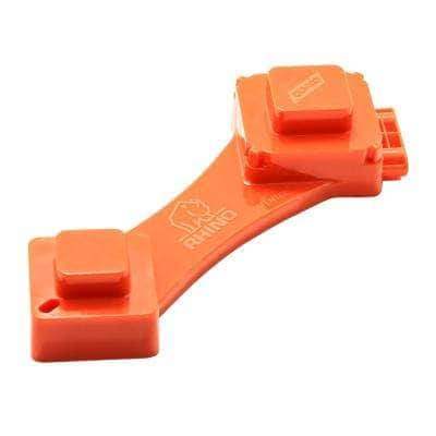 RhinoFLEX 6-in-1 Sewer Cleanout Plug Wrench
