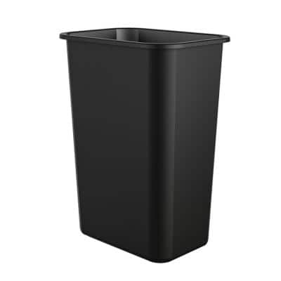 10 Gal. Touchless Desk Side Trash Can (12-Pack)