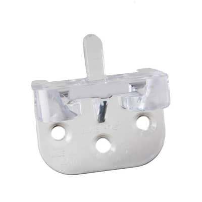 1/4 in. Spacer Kit Original Hidden Deck Fastener with Ceramic Coated Screws (500-Piece)
