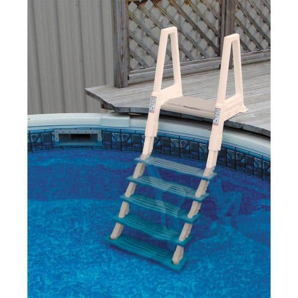 Confer Heavy Duty In Pool Deck Ladder 6000x The Home Depot