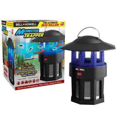 120 Volt High Performance Electric Indoor and Outdoor Monster Bug Trapper